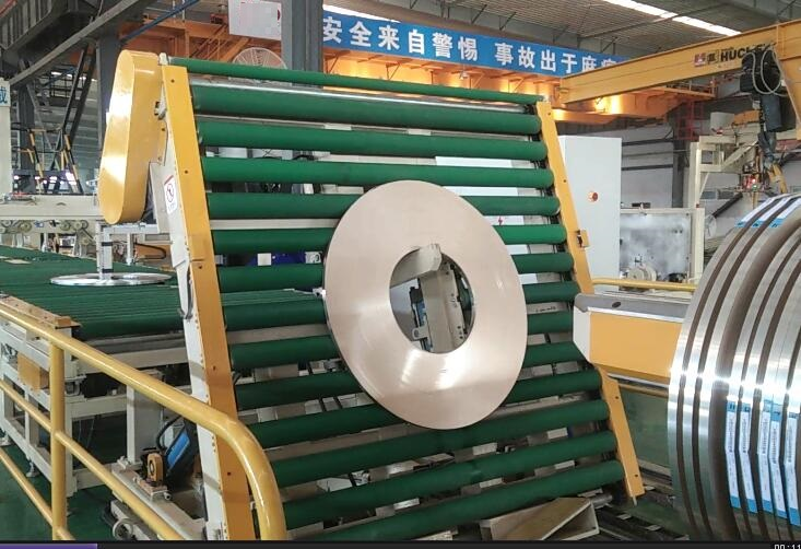 coil packing lines